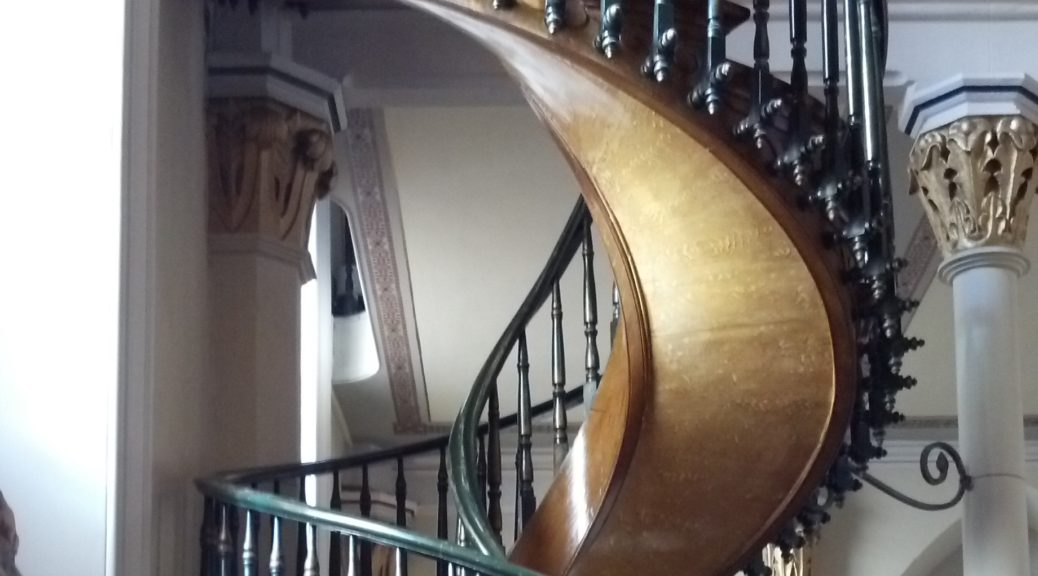 The Miraculous Staircase Loretto Chapel
