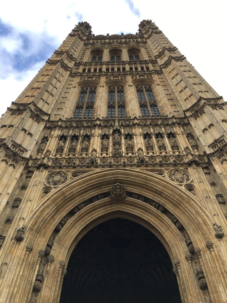 Victoria Tower (Westminster Palace)