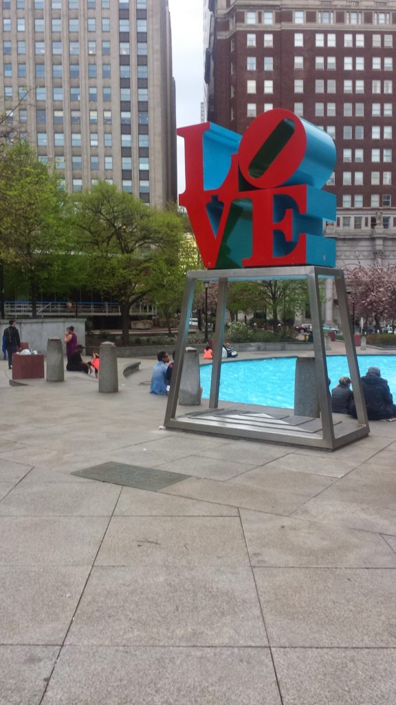 John F Kennedy Plaza/LOVE Park