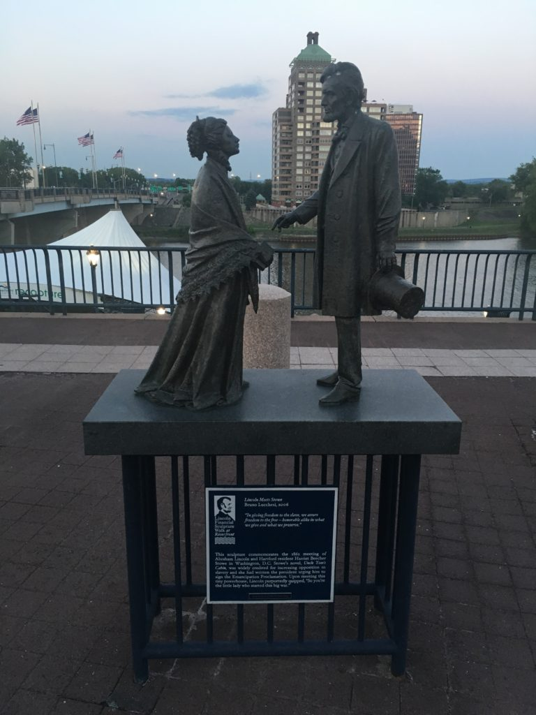 Hartford Riverwalk Statue Park
