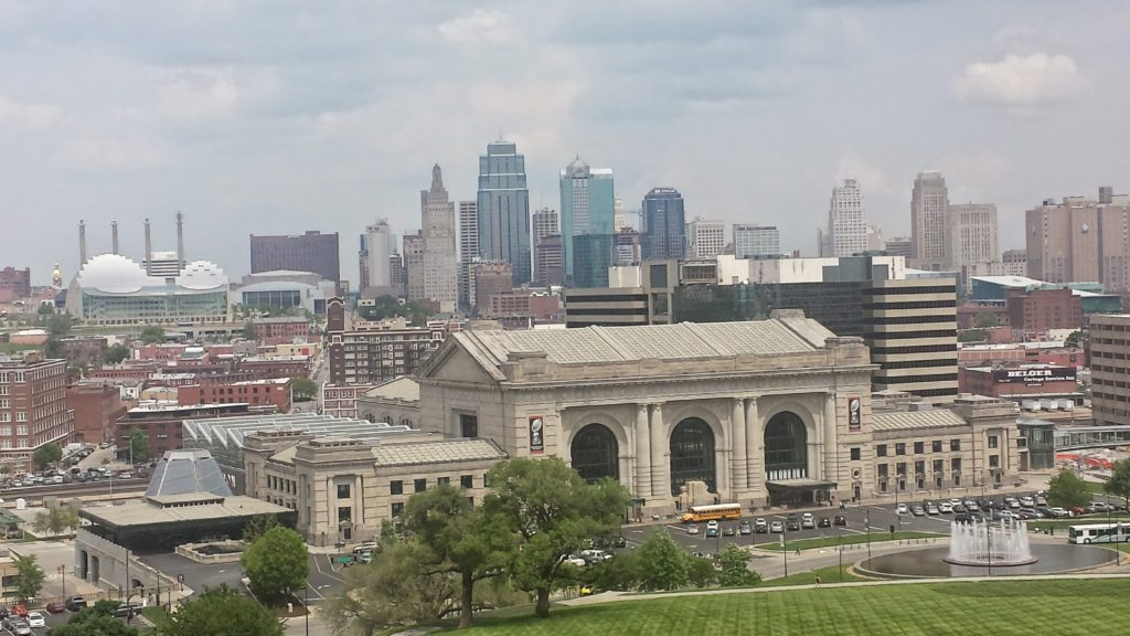 Union Station and Downtown Kansas City
